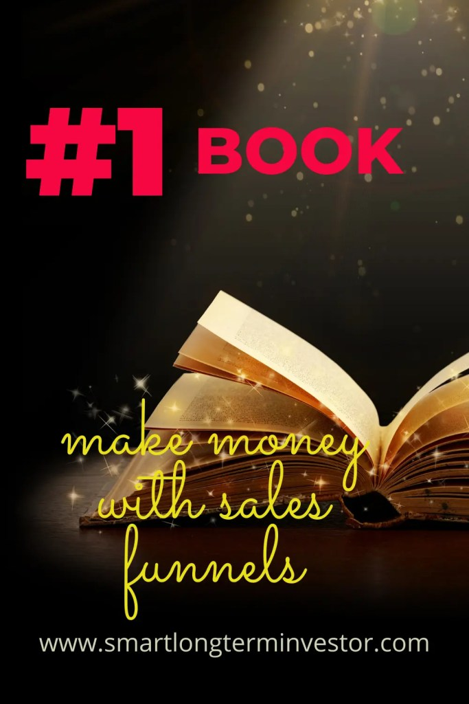 New DotCom Secrets is the number one book to make money online with sales funnels