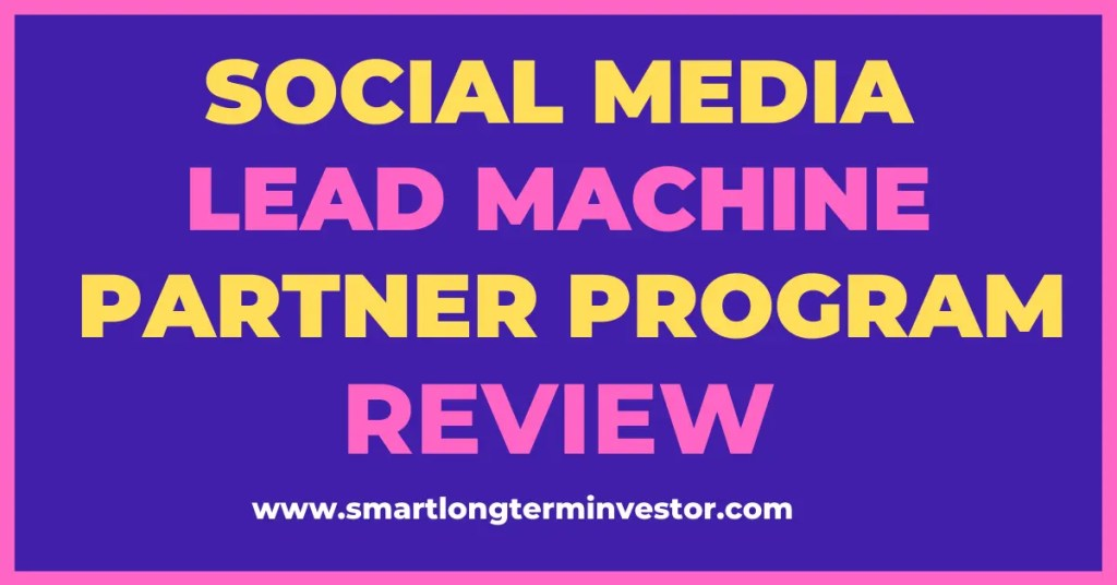 Social Media Lead Machine Partner Program lets you work with Blake Nubar to promote this Facebook lead generation program to build a 6-figure online business