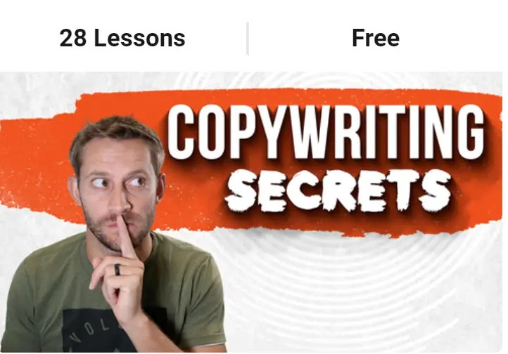 Spencer Mecham Buildapreneur free Copywriting Secrets course by Nico Moreno to teach you how to write effective converting copy for your funnels, email and ads
