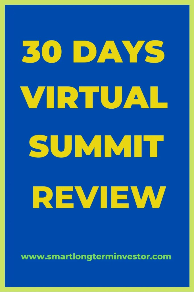 30 Days.com Virtual Summit is a free ClickFunnels 3 day online event where 30 Two Comma Club entrepreneurs show their strategies to start a business in 30 days