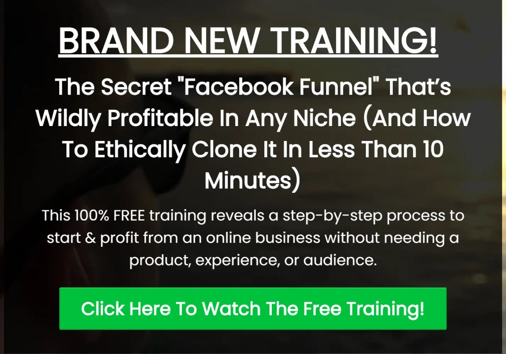 Landing page for Social Media Lead Machine Partner Program that lets you work with Blake Nubar to promote this Facebook lead generation program to build a 6-figure online business