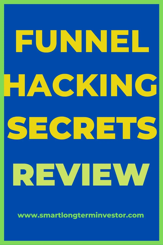Funnel Hacking Secrets Review & Bonuses [2020] - ClickFunnels Platinum Special Deal