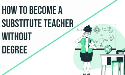 How to become a substitute teacher