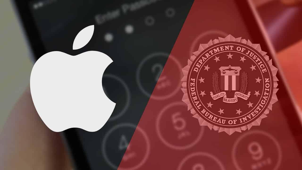 Apple под все по-голям натиск за личните данни