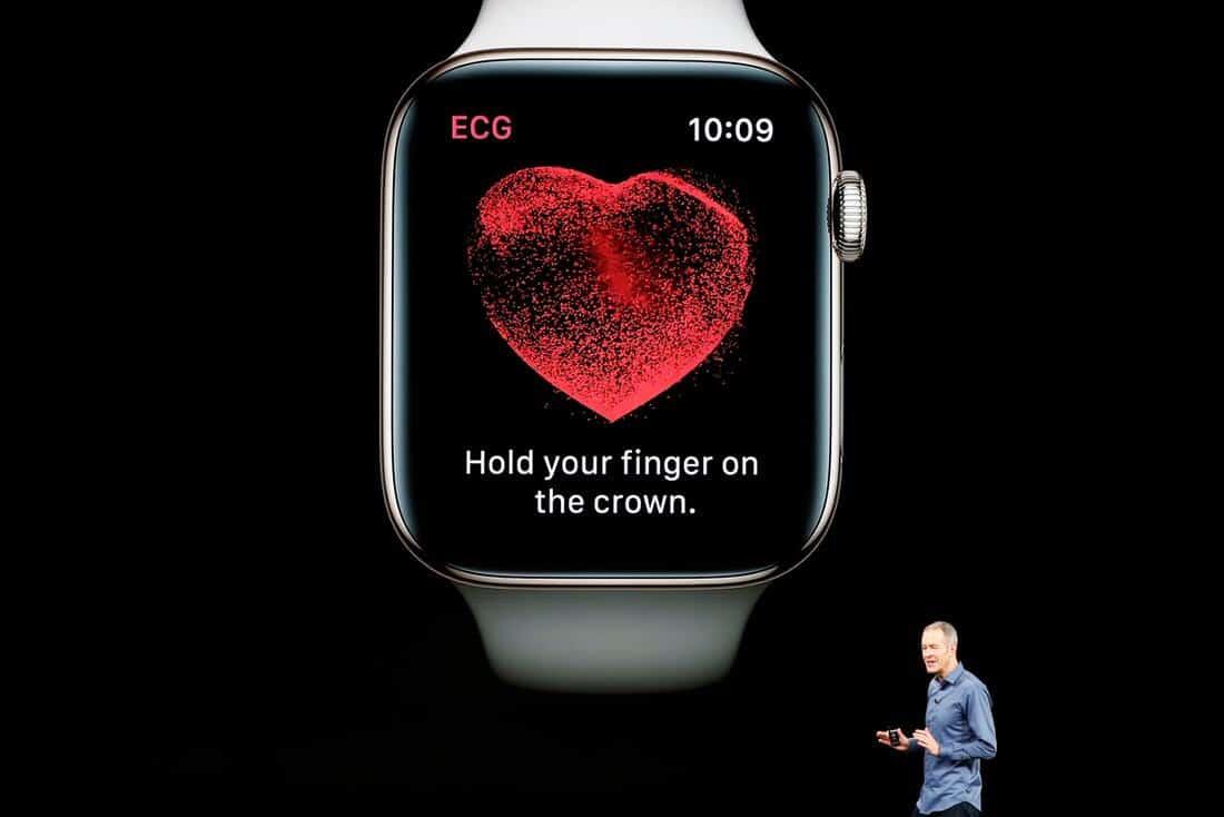 Apple и Johnson & Johnson се присъединяват към ново проучване, за да видят дали Apple Watch може да намали риска от инсулт