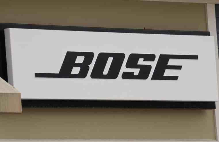BOSE затварят магазините си в Европа