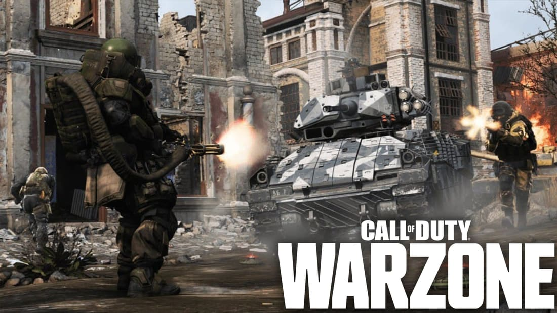 Call of Duty: Warzone един месец по-късно с 50 милиона играча