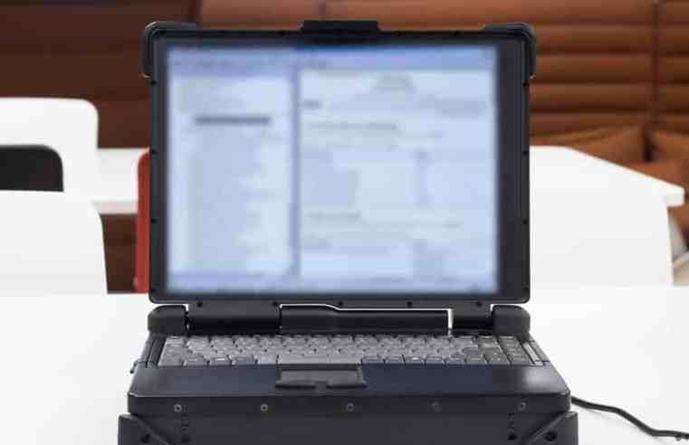 Немски военен лаптоп с класифицирана информация е продаден в eBay