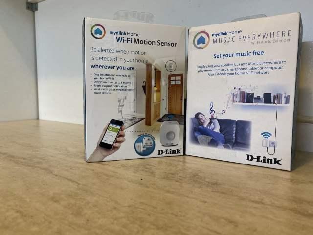 D-Link Smart Home