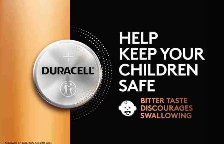 Duracell защита за деца