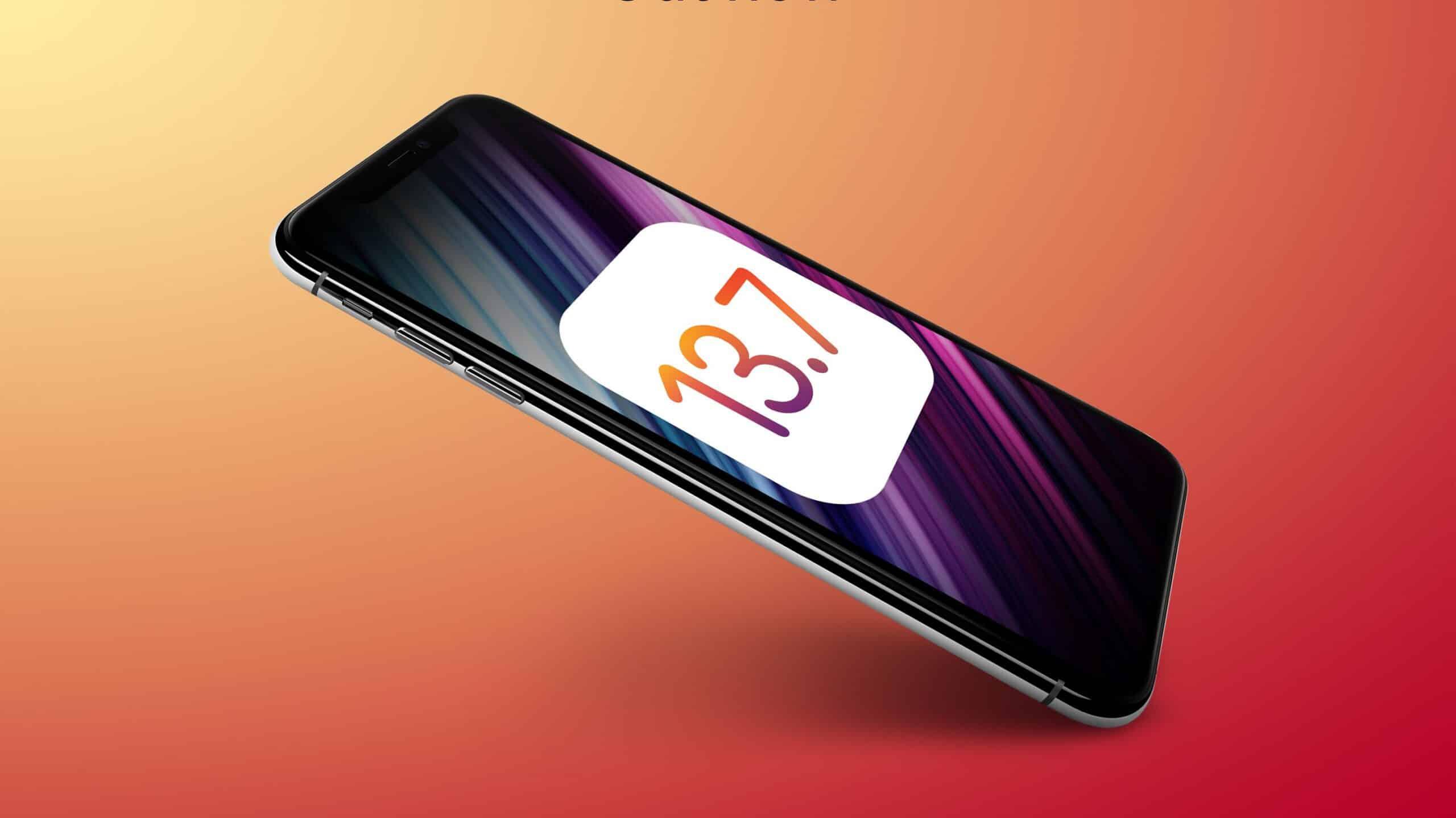 iOS 13.7 – новият ъпдейт носи поправки и една нова екстра за нотификации при досег с Covid-19