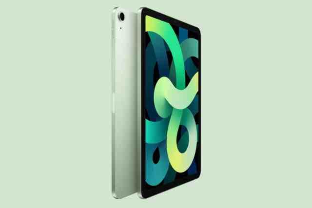 iPad Air 2020 матово зелен