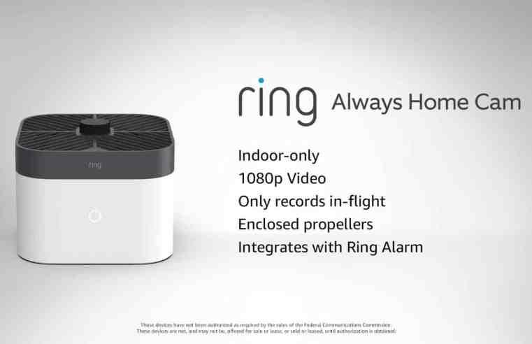 Ring Always Home Cam – летящата камера на Amazon.