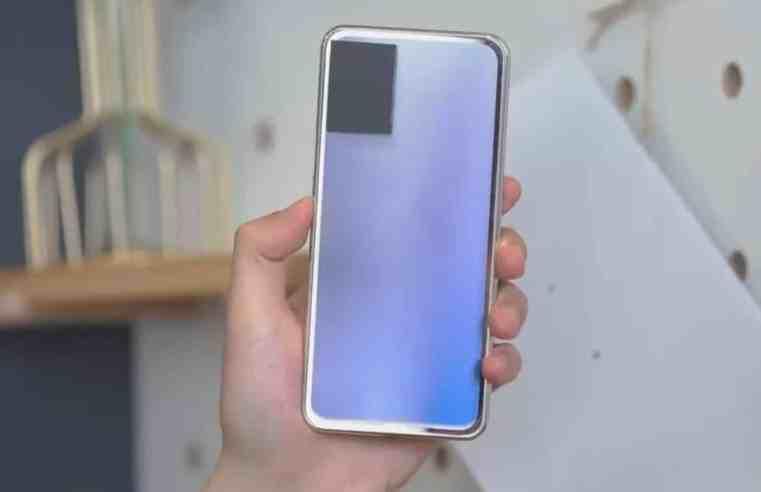 Vivo разработват телефон, който си сменя цвета