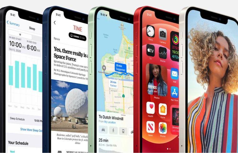 Apple iPhone 12 – нов телефон с нов дисплей. Добре дошъл OLED.