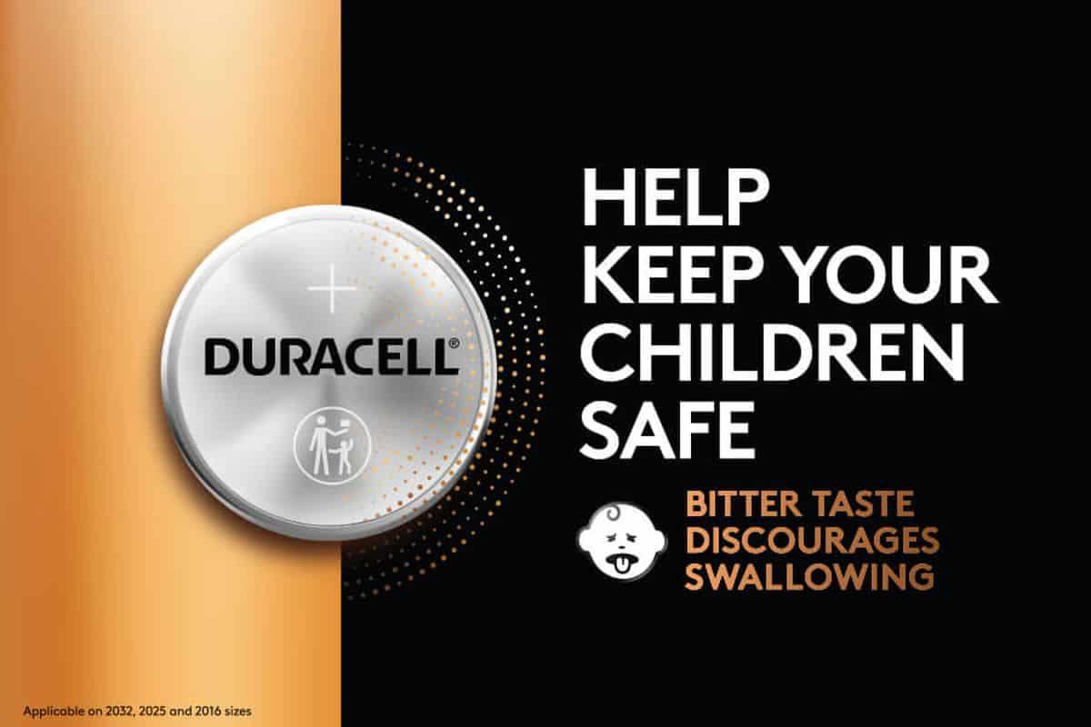 Нов лош вкус на батерии Duracell ще отблъсква малчуганите