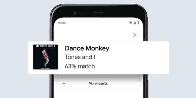Тананикаме на Google за разпознаване на песни