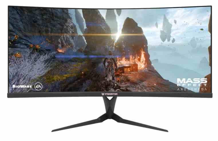 Acer обявиха новите серии гейминг монитори