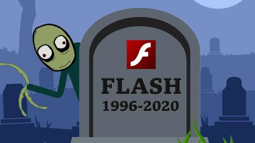 Adobe Flash Player – краят на една ера.