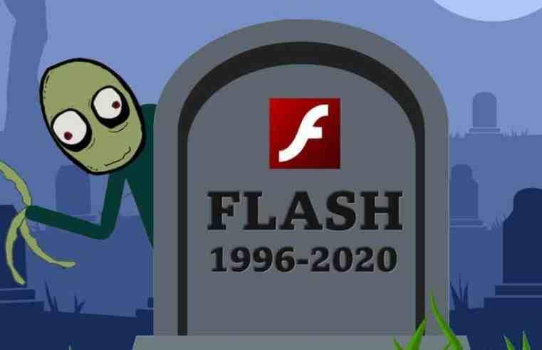 Adobe Flash Player вече не е наличен. Краят на една ера.