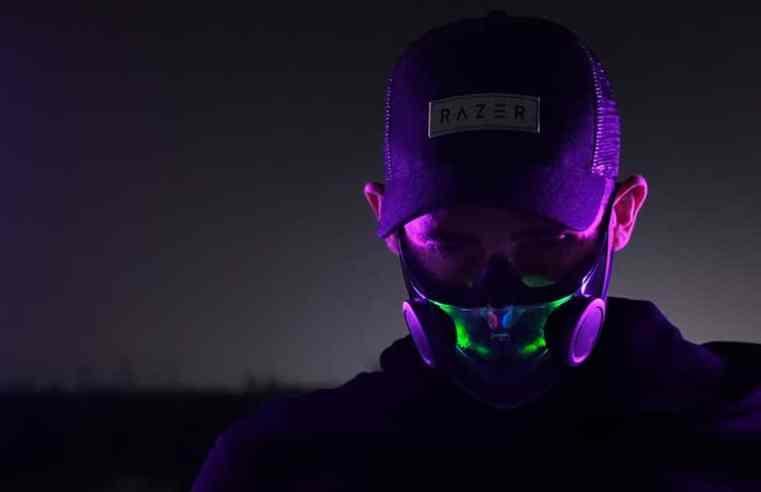Razer направиха най-умната RGB маска в света