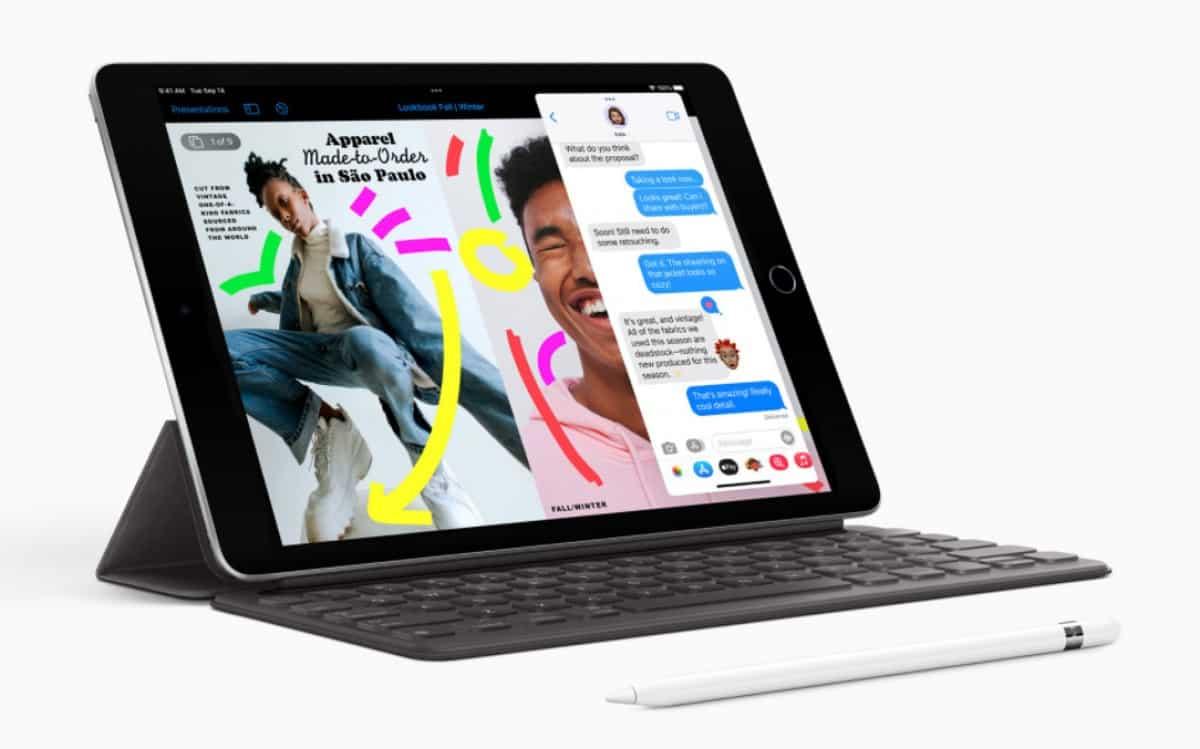Apple представиха новия си iPad 10.2″