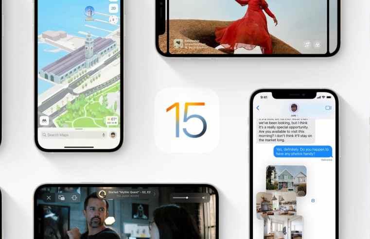 Пълно ревю на промените в iOS 15