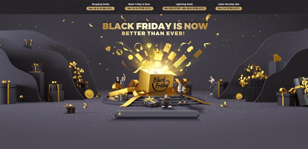 Asia Black Friday