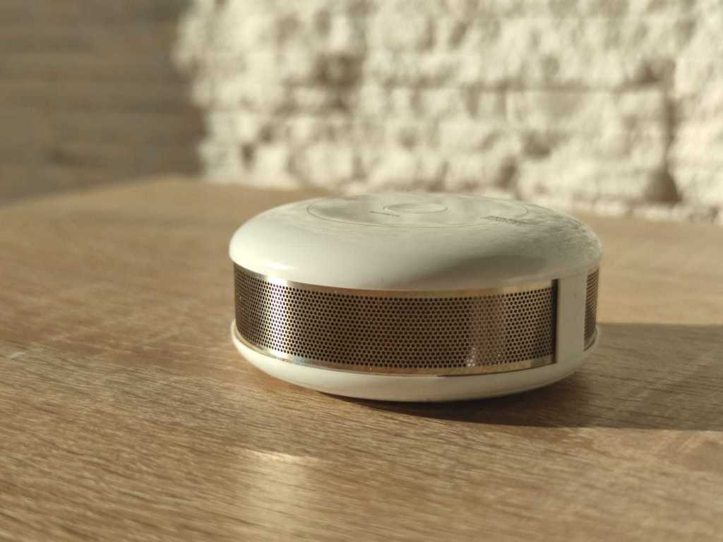 FIBARO Sensore di fumu