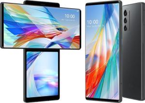 LG szárnyú okostelefon