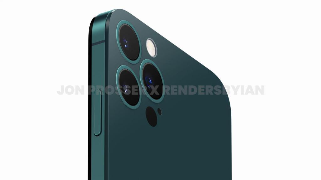Apple iphone 14 renderdamine