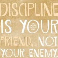 Parenting 101: Discipline