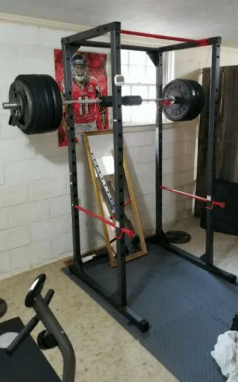 best squat racks with pull up bar