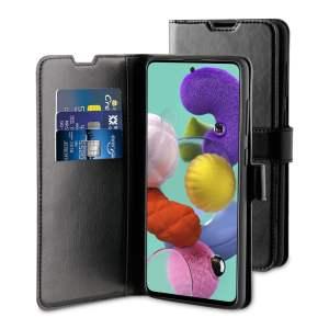 Samsung Galaxy A51 GEL Torbica - Crna