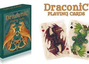 Poker DRACONIC Špil karata