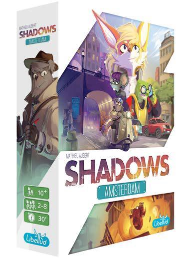 Shadows - Amsterdam