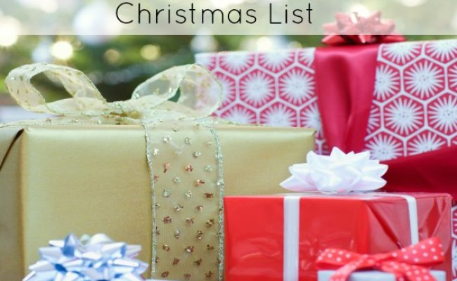 Unique Gifts For Everyone On Your Christmas List Holiday