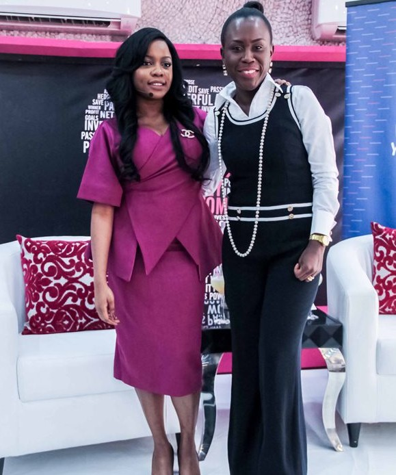 Tara Fela Durotoye gave us practical tools for running a successful business in an uncertain economy