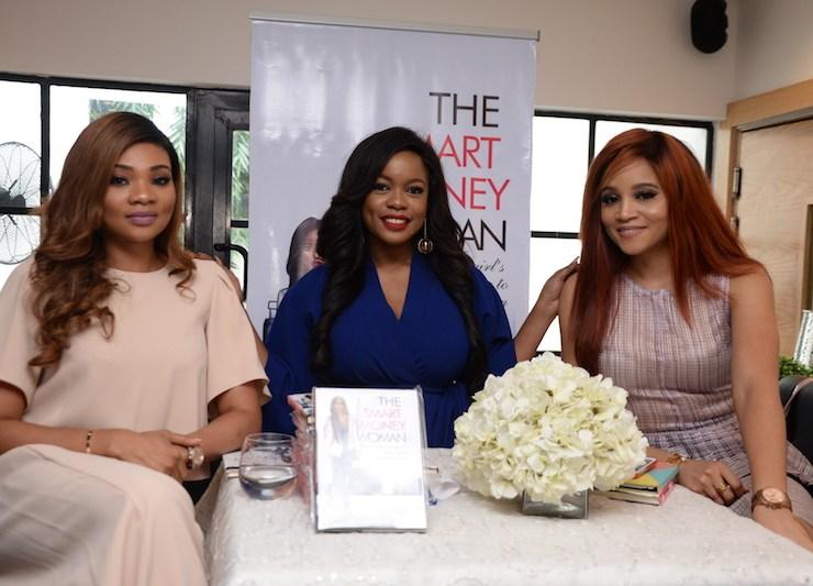 Smart Money Woman Book Tour RSVP with Ezinne Alfa and nnenna Okoye