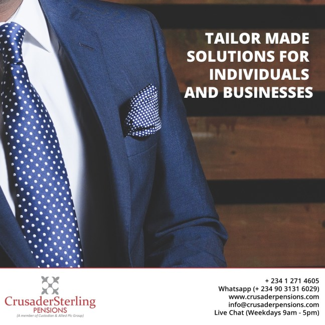 Tailor made solutions for individuals and businesses