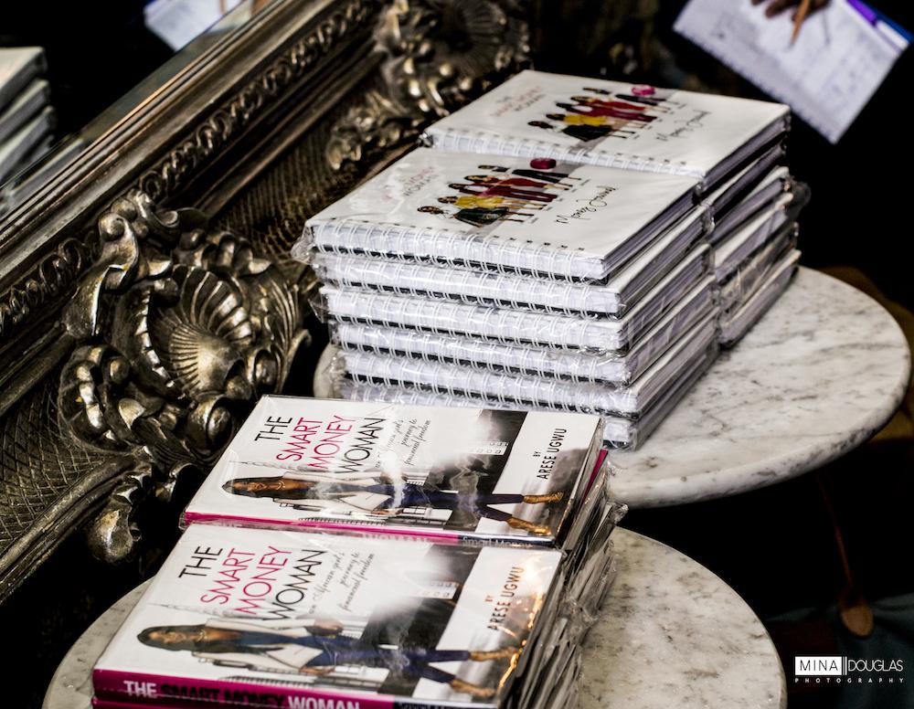 The Smart Money Woman Book Tour Manchester