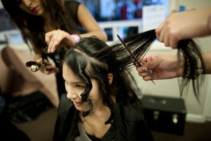 hair stylists alsomust have a positive attitude