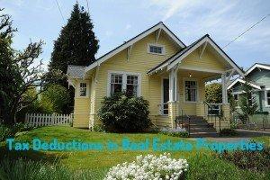 deductions in rental real estate