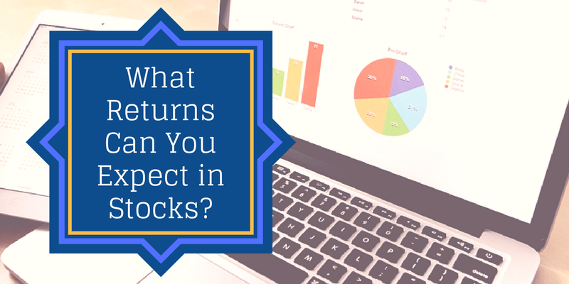 What Returns can You Expect in Stocks?