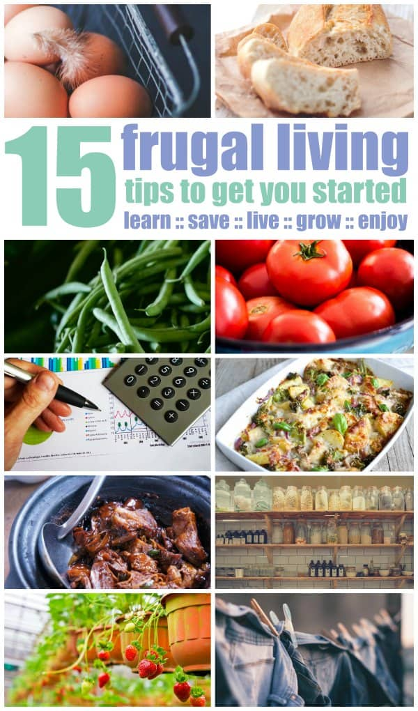 Frugal living tips to get you started living your best life