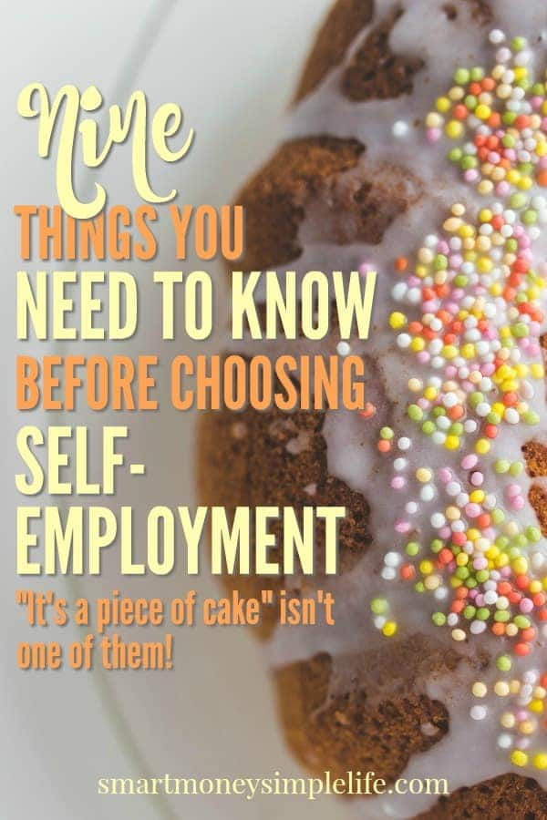 9 things you need to know before choosing self employment