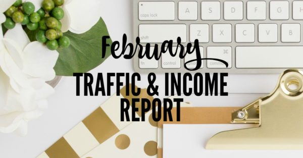 blog income report february 2016