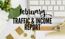 blog income report february 2016