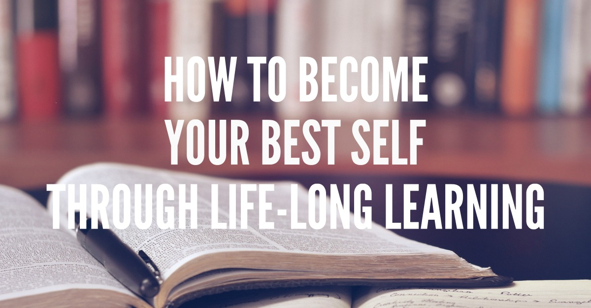 Become your best self by unleashing your curiosity and embracing life-long learning. Expand your horizons and open your mind to new possibilities...