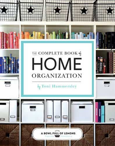Gorgeous Books: The Complete Book of Home Organization